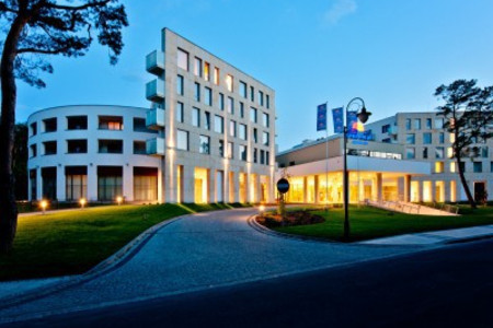 Kururlaub in Swinemünde - Ostseeküste 4-Sterne Interferie Hotel Medical Spa
