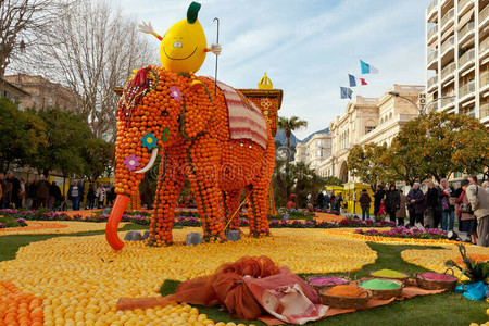 Karneval in Nizza & Zitronenfest in Menton