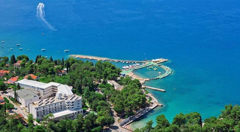 Goldener herbst auf der insel krk kroatien for Designhotel 4 sterne