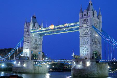 "London ""amazing and beautiful"""